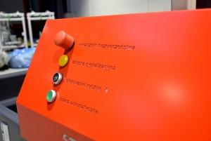 Belownica panel sterowania